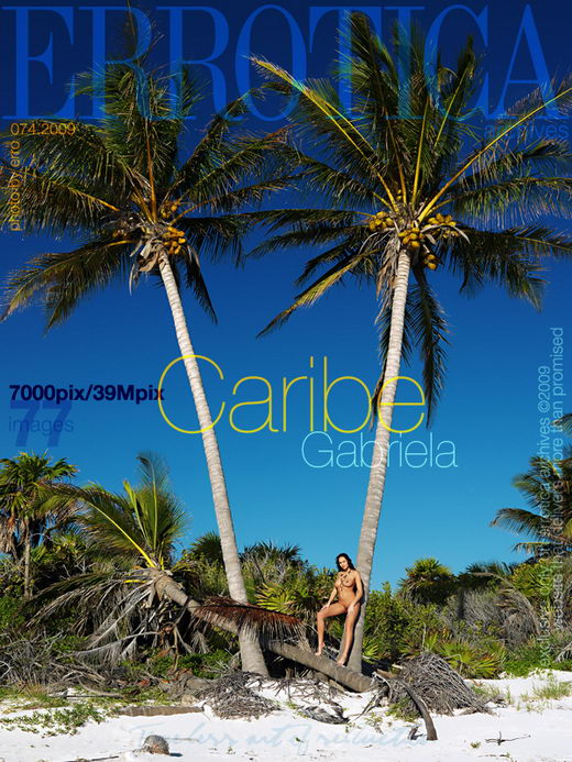 Gabriela - `Caribe` - by Erro for ERROTICA-ARCHIVES
