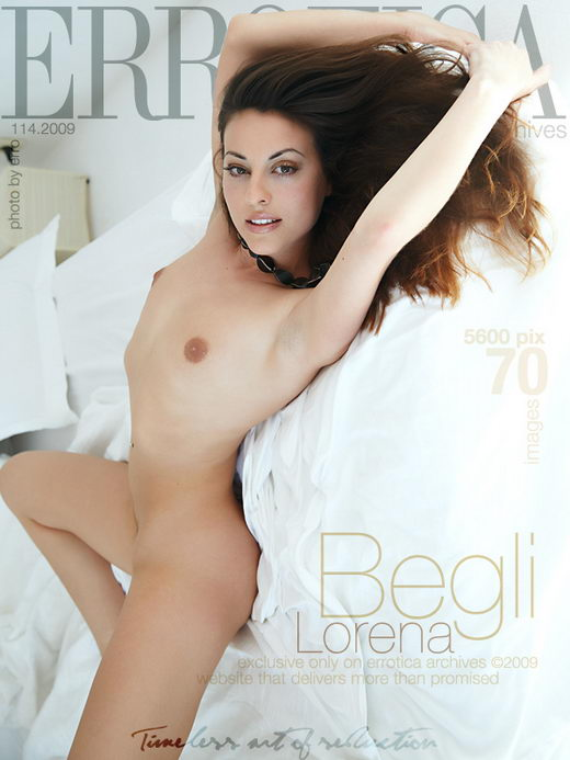 Lorena - `Begli` - by Erro for ERROTICA-ARCHIVES