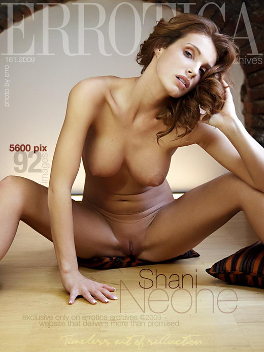 Shani - `Neone` - by Erro for ERROTICA-ARCHIVES