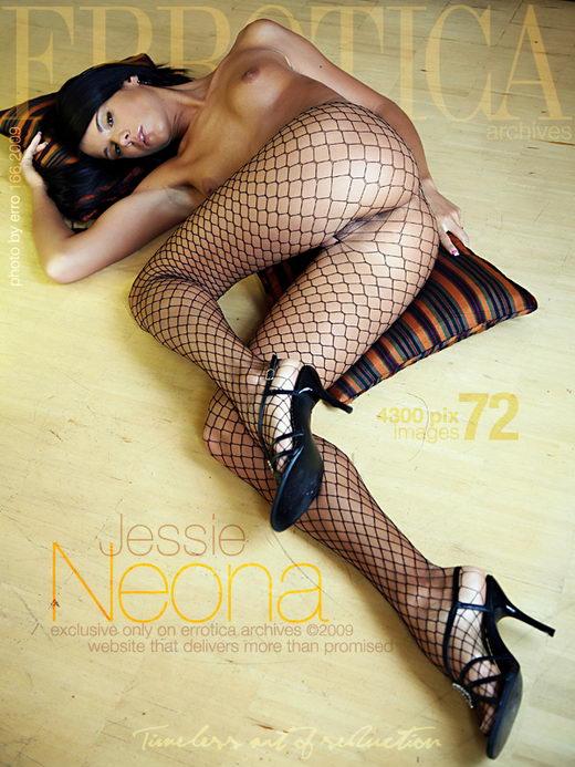 Jessie - `Neona` - by Erro for ERROTICA-ARCHIVES