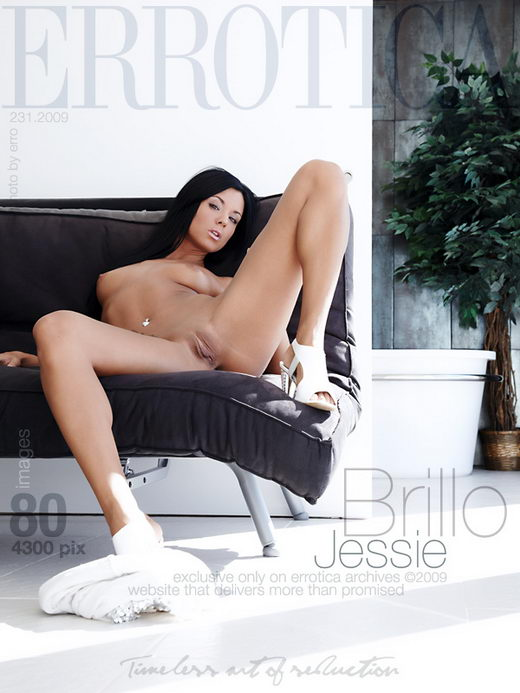 Jessie - `Brillo` - by Erro for ERROTICA-ARCHIVES