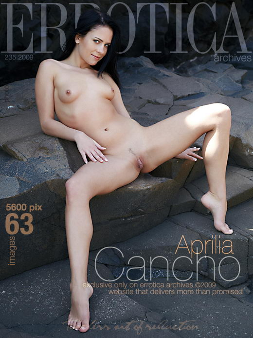 Aprilia - `Cancho` - by Erro for ERROTICA-ARCHIVES