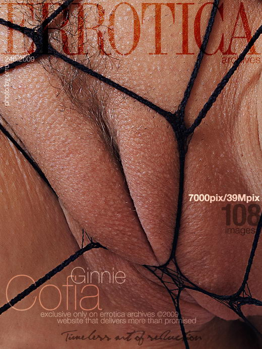 Ginnie - `Cofia` - by Erro for ERROTICA-ARCHIVES