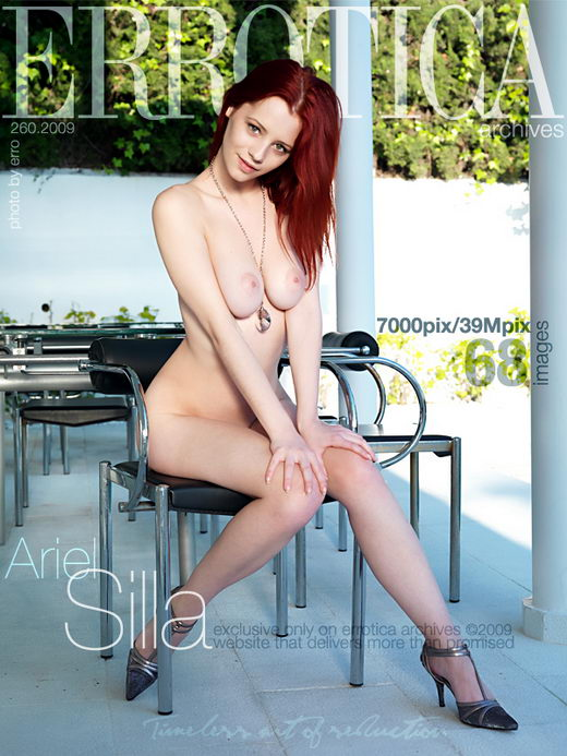 Ariel - `Silla` - by Erro for ERROTICA-ARCHIVES
