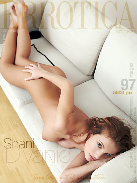 Shani - `Divanio` - by Erro for ERROTICA-ARCHIVES