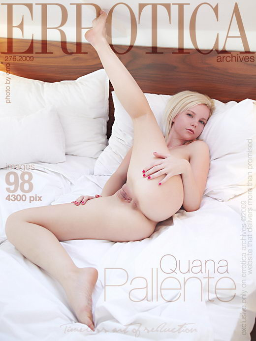 Quana - `Pallente` - by Erro for ERROTICA-ARCHIVES