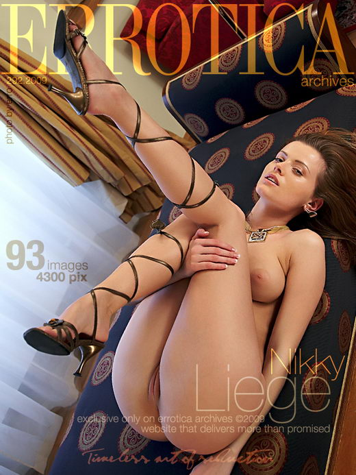 Nikky - `Liege` - by Erro for ERROTICA-ARCHIVES