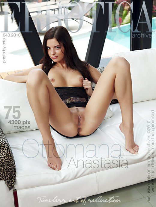 Anastasia - `Ottomana` - by Erro for ERROTICA-ARCHIVES