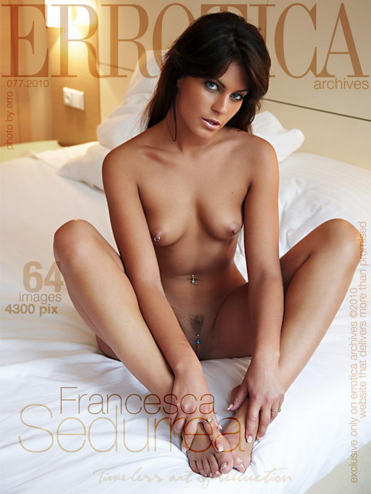 Francesca - `Sedurrea` - by Erro for ERROTICA-ARCHIVES