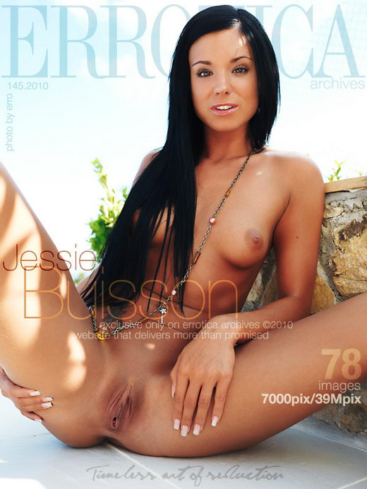 Jessie - `Buisson` - by Erro for ERROTICA-ARCHIVES