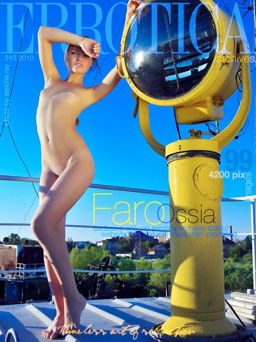 Ossia - `Faro` - by Erro for ERROTICA-ARCHIVES
