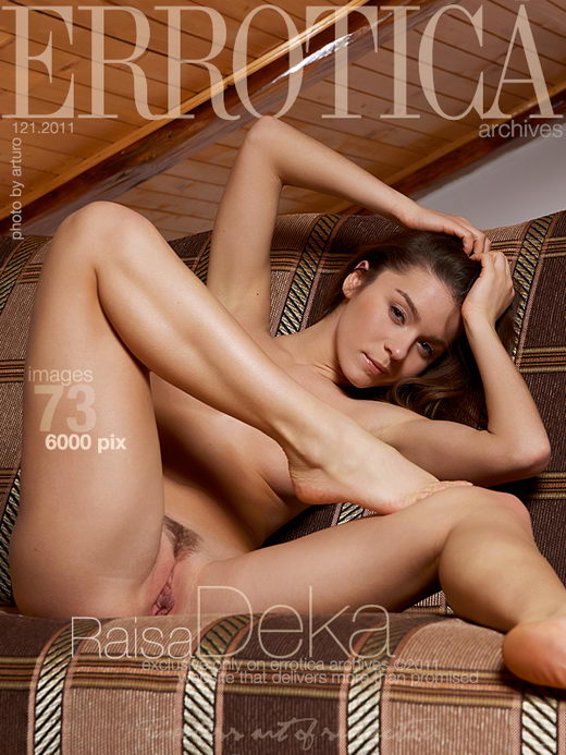 Raisa - `Deka` - by Arturo for ERROTICA-ARCHIVES