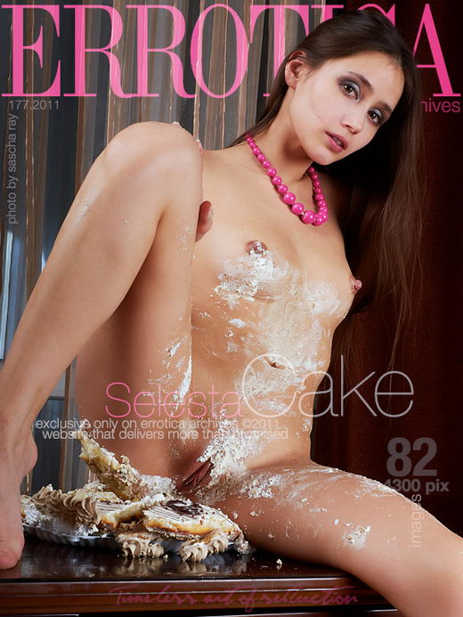 Selesta - `Cake` - by Erro for ERROTICA-ARCHIVES