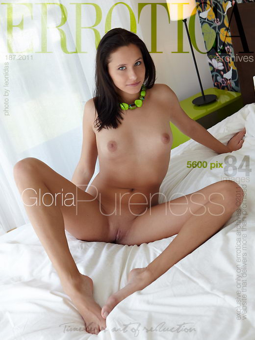 Gloria - `Pureness` - by Leonidas for ERROTICA-ARCHIVES