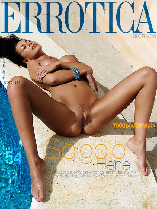 Hene - `Spigolo` - by Erro for ERROTICA-ARCHIVES