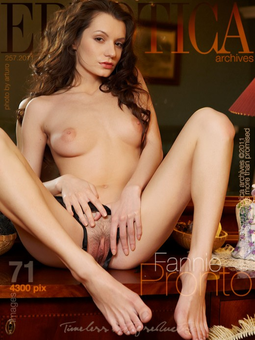 Fannie - `Pronto` - by Arturo for ERROTICA-ARCHIVES