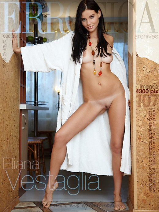 Eliana - `Vestaglia` - by Arturo for ERROTICA-ARCHIVES