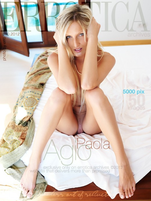 Paola - `Agio` - by Erro for ERROTICA-ARCHIVES