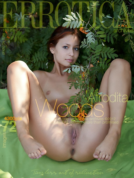 Afrodita - `Woods` - by Flora for ERROTICA-ARCHIVES