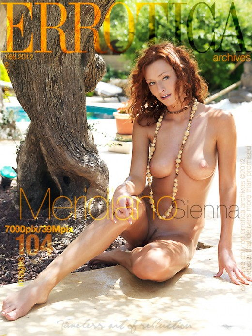 Sienna - `Meridiano` - by Erro for ERROTICA-ARCHIVES