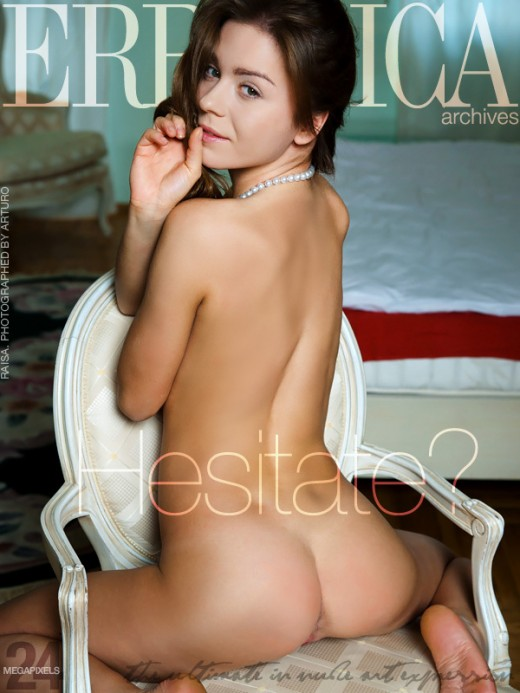 Raisa - `Hesitate?` - by Arturo for ERROTICA-ARCHIVES