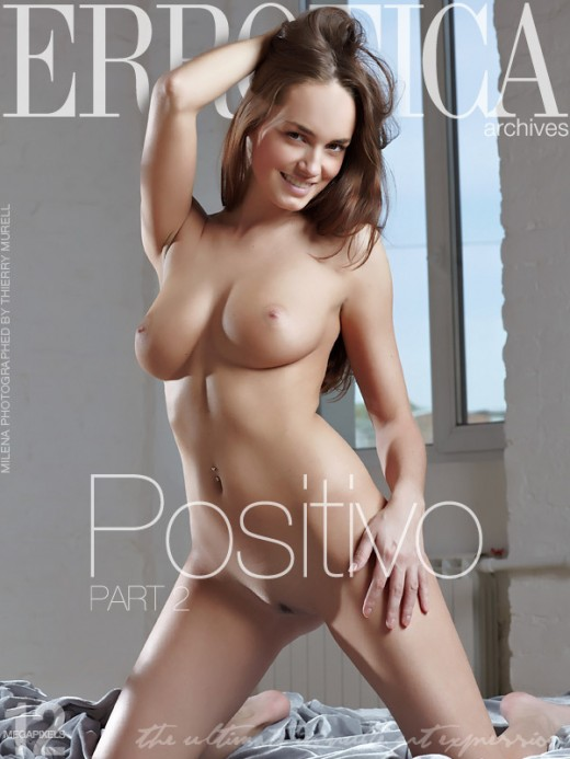 Milena - `Positivo - Part 2` - by Thierry Murrell for ERROTICA-ARCHIVES