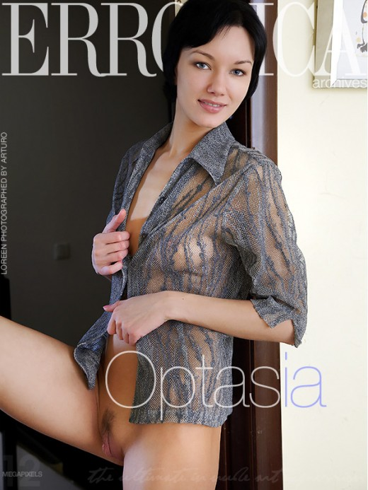 Loreen - `Optasia` - by Arturo for ERROTICA-ARCHIVES
