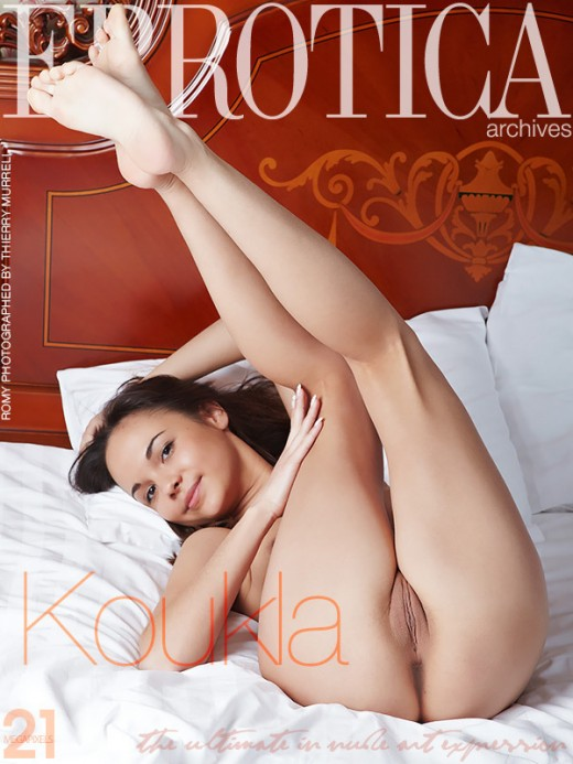 Romy - `Koukla` - by Thierry Murrell for ERROTICA-ARCHIVES