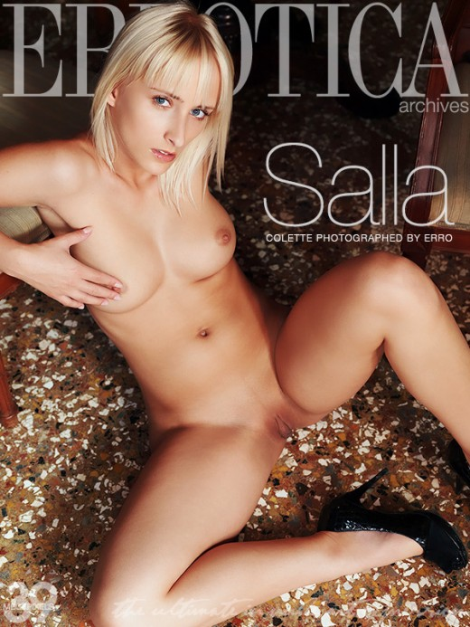 Colette - `Salla` - by Erro for ERROTICA-ARCHIVES