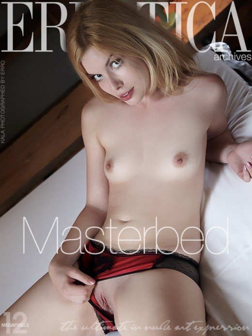 Kala - `Masterbed` - by Erro for ERROTICA-ARCHIVES
