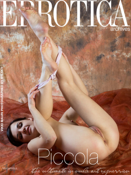 Vikki Mauri - `Piccola` - by Rylsky for ERROTICA-ARCHIVES