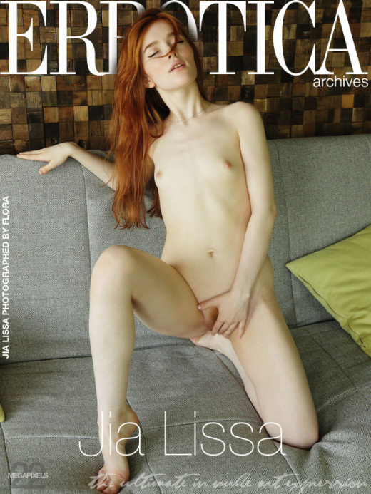 Jia Lissa - `Jia Lissa` - by Flora for ERROTICA-ARCHIVES