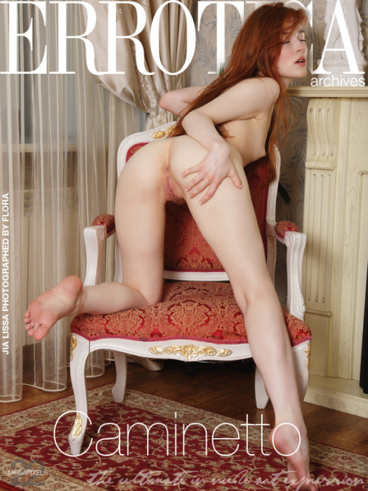 Jia Lissa in Caminetto gallery from ERROTICA-ARCHIVES by Flora