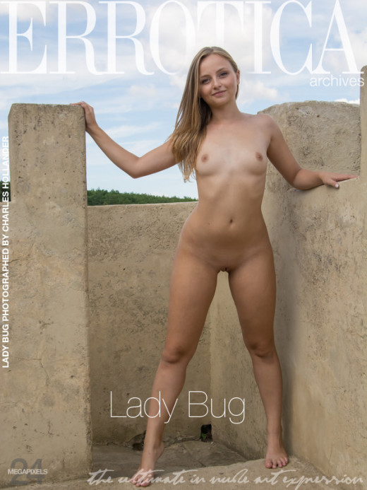 Lady Bug - `Lady Bug` - by Charles Hollander for ERROTICA-ARCHIVES