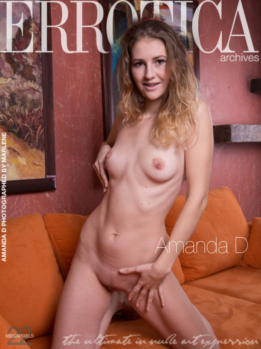 Amanda D gallery from ERROTICA-ARCHIVES by Marlene