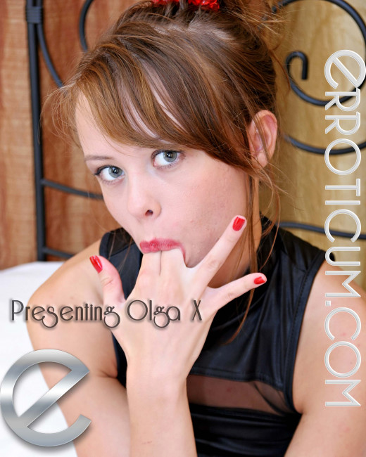Presenting Olga X gallery from ERROTICUM