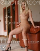 Ava Vincent Home Time gallery from ERROTICUM