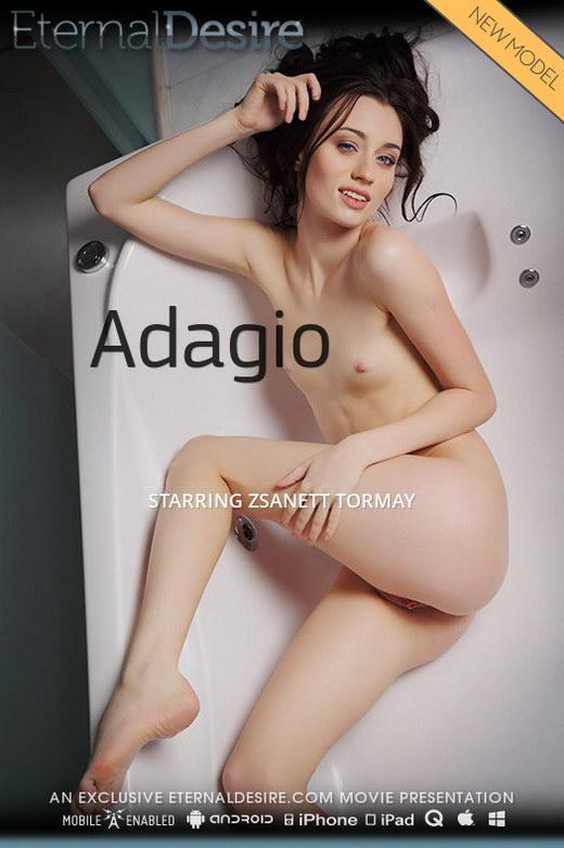 Zsanett Tormay - `Adagio` - by Arkisi for ETERNALDESIRE