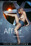 Isabella D in Affair video from ETERNALDESIRE by Arkisi