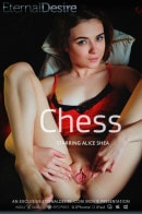 Alice Shea in Chess video from ETERNALDESIRE by Arkisi