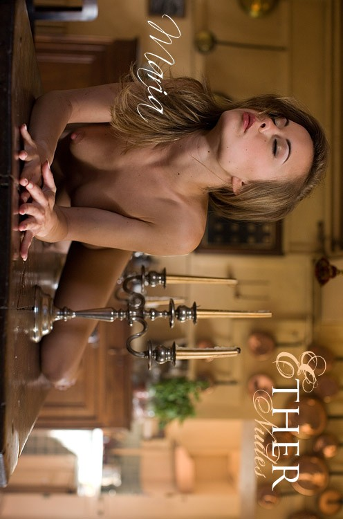 Maria - `Copper` - by Olivier De Rycke for ETHERNUDES