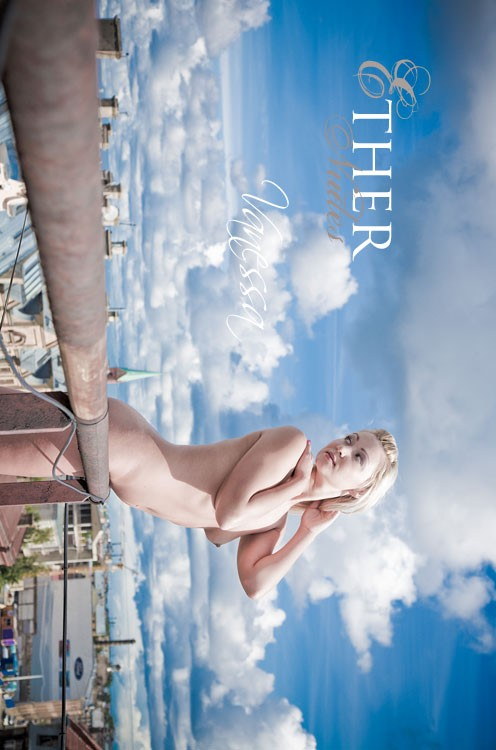 Vanessa - `Roof` - by Olivier De Rycke for ETHERNUDES