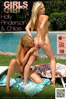 Holly Anderson & Chloé Toy - Sapphic Sunbathing