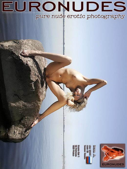 Irina A - `Set 1` - for EURONUDES ARCHIVES