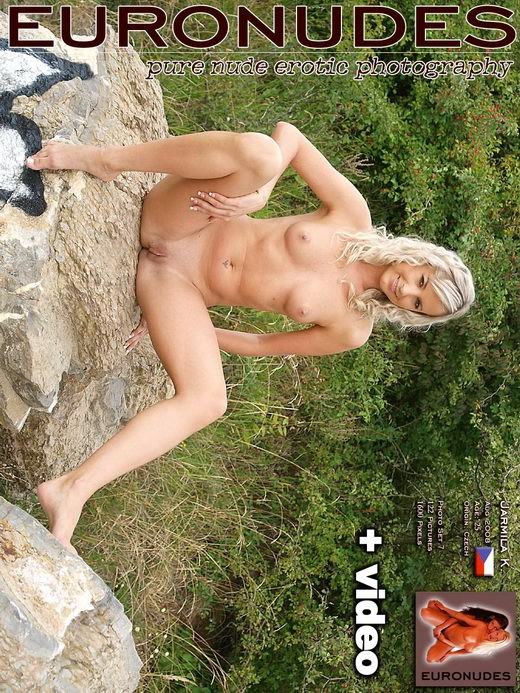 Jarmila K - `Set 7` - for EURONUDES ARCHIVES