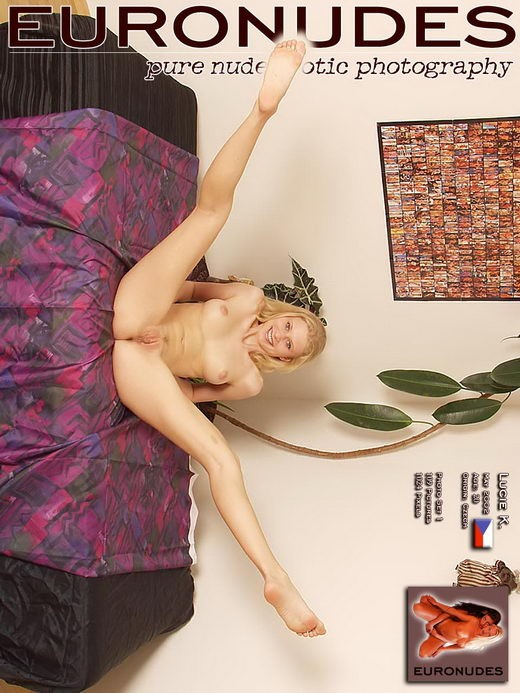 Lucie K - `Set 1` - for EURONUDES ARCHIVES