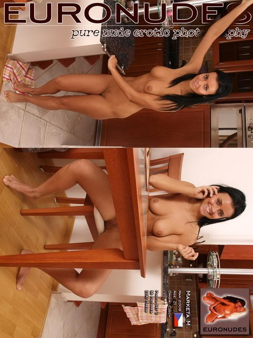 Marketa M - `Set 2` - for EURONUDES ARCHIVES
