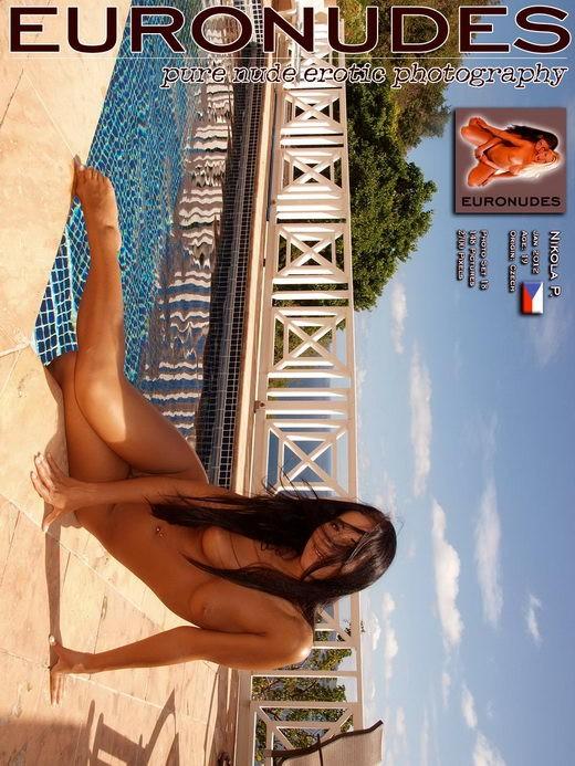 Nikola P - `Photo Set 18` - for EURONUDES ARCHIVES
