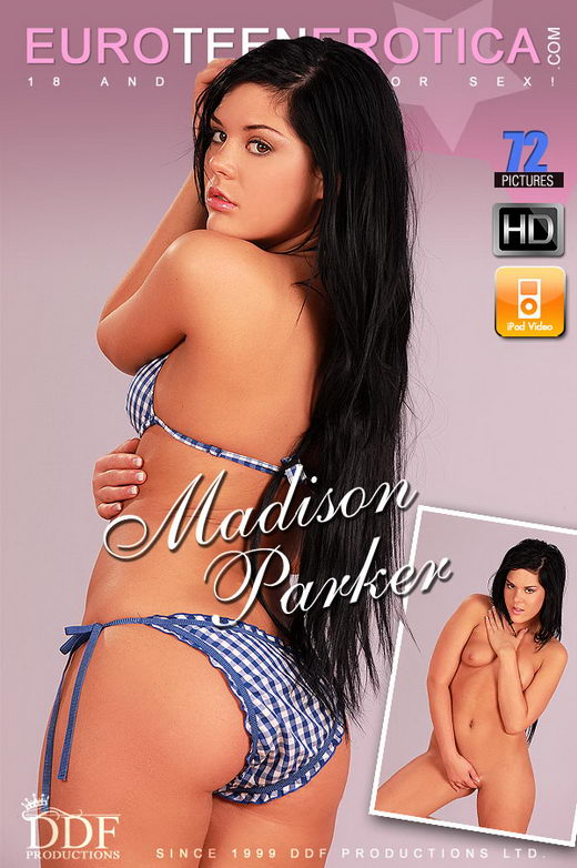 Madison Parker - for EUROTEENEROTICA