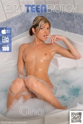 Gina  from EUROTEENEROTICA